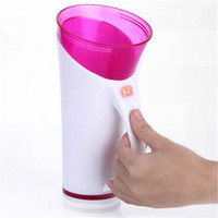 400ml New Smart Sensor Drink Water Cup Creative Birthday Gift It Can Emit Light And Can