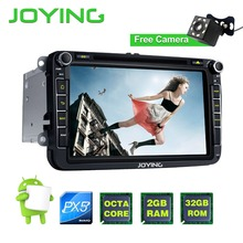Joying 8 Head Unit GPS Navigation Multimedia Player 2 Din Android Car Radio Stereo Tape Recorder