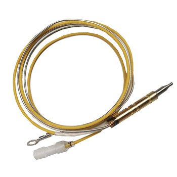 MENSI Gas Cooker Range Stove Thermocouple Wire Sensor 800mm Single Double wires Thermopile 5PCS/lot