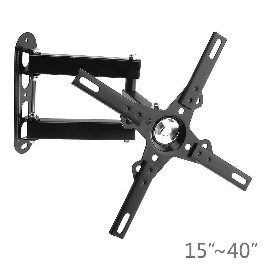 Universal Adjustable 15KG Cantilever Mount Stand Rotating TV Wall Bracket Holder for 15  ...