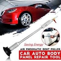 Doersupp Car Auto Body Repair Suction Cup Slide Hammer Tool Kit Air Pneumatic Dent Puller Car Recover Slide Hammer Tools