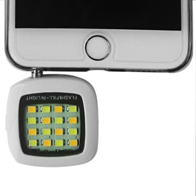 Luxury Selfie LED Light Up Flash for Phone