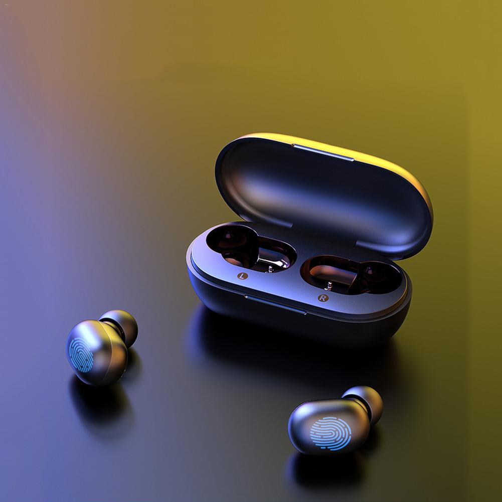 Haylou GT1 TWS Bluetooth 5.0 écouteurs sans fil intra-auriculaires écouteurs stéréo Sport casque Bluetooth sans fil écouteurs pour Smartphones