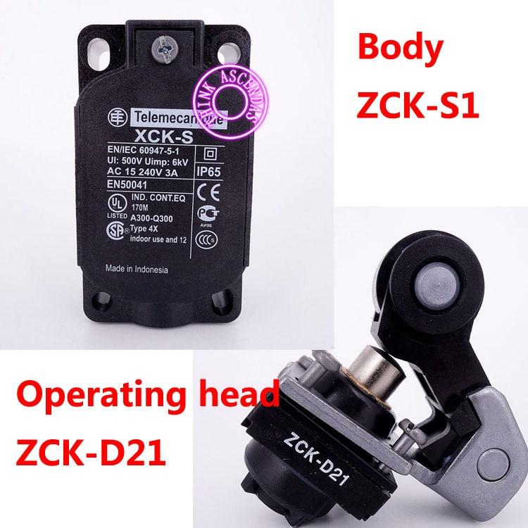 Limit Switch Original New XCK-S XCKS121H29 ZCKS1H29 ZCK-S1H29 / XCKS121 XCK-S121 ZCKS1 ZCK-S1 ZCKD21 ZCK-D21 / ZCKD21C ZCK-D21C limit switch xck s zck s1h29 xcks131h29 xck s131h29