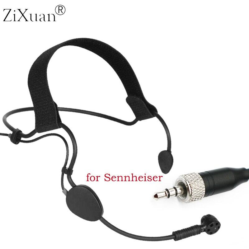 Профессиональная гарнитура ME4 микрофон Samson Micro для Sennheiser G1 G2 G3, AKG, Shure, Audio-Technica, 3,5 мм Внешний замок - Цвет: Белый
