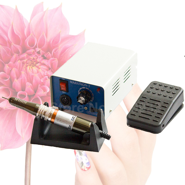 Hot Selling Professional Electric Nail File Drill Acrylic Manicure ...