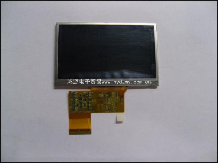 Original 4 inch MP4.GPS LTE400HF02 display