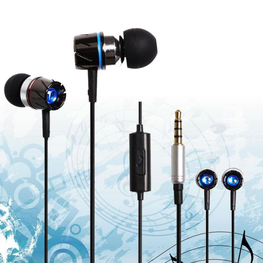 3.5mm Super Bass Stereo In-Ear Earphone Headphone Headset For Tablet MP3 Dropshipping Apr 2