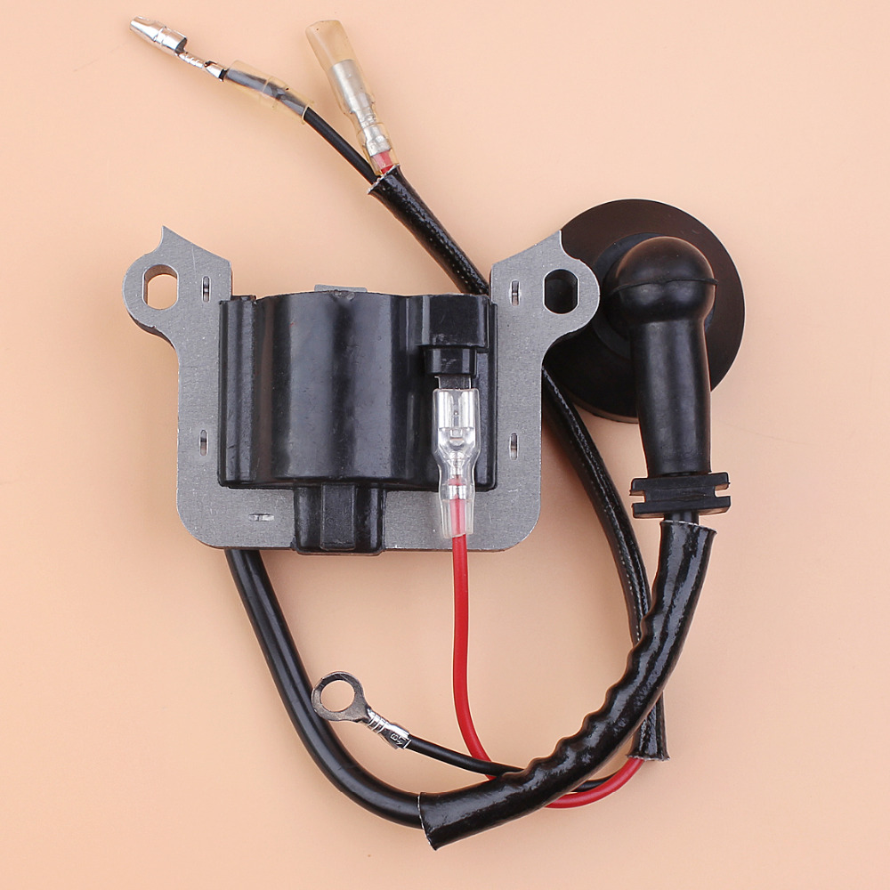 40-5 44-5 Ignition Coil Magneto Module For Chinese 43CC 52CC CG430 CG520 BG430 2-Stroke Grass Trimmer Brush Cutter Parts 62MM