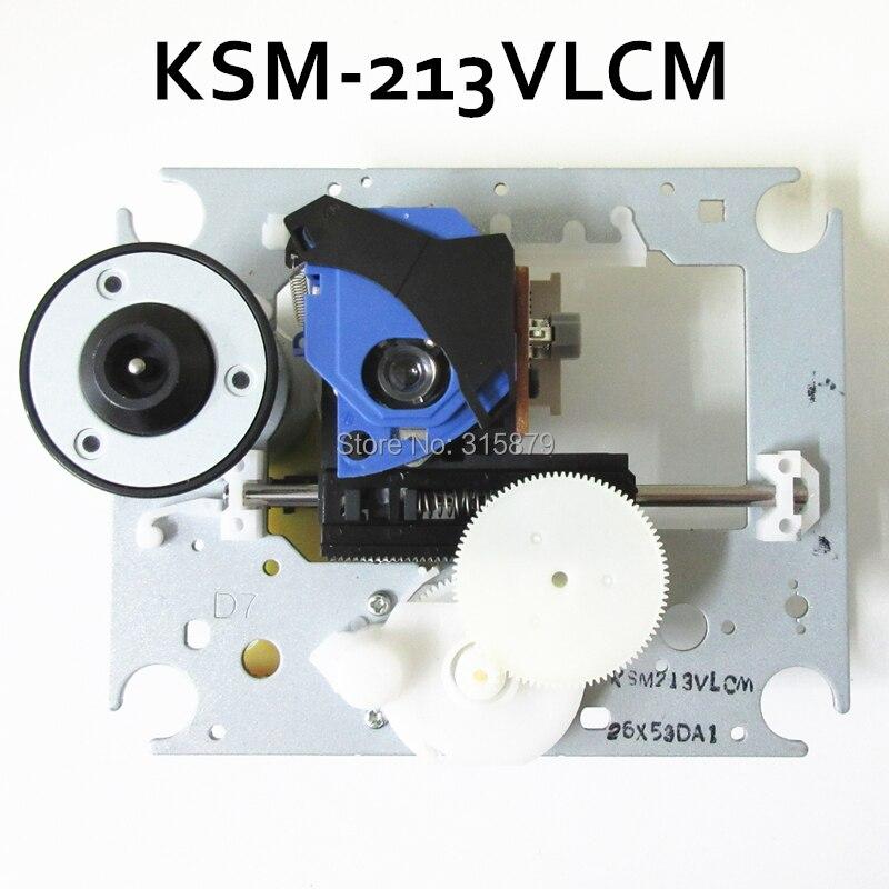 Original New KSM213VLCM CD Optical Pickup KSS-213V 213VL With Mechanism KSM 213VLCM KSM-213VLCM