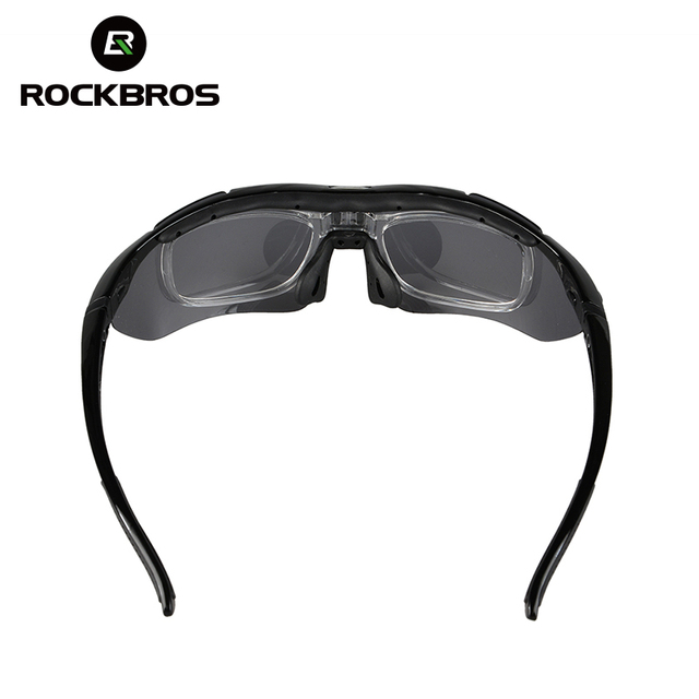 Polarized Cycling Sunglasses 5 Lens  2