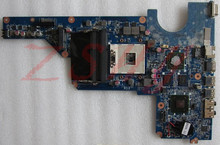 for HP Pavilion G4 G6 G7 laptop motherboard DAR18DMB6D1 I3 CPU DDR3 655985-001 Free Shipping 100% test ok