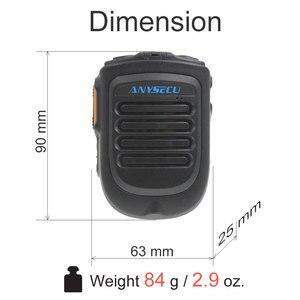 Image 5 - Anysecu 4.2バージョンワイヤマイクF22ため4G W2PLUS T320 3グラム/4グラムラジオrealptt zelloサポートワイヤレスハンドヘルドマイク