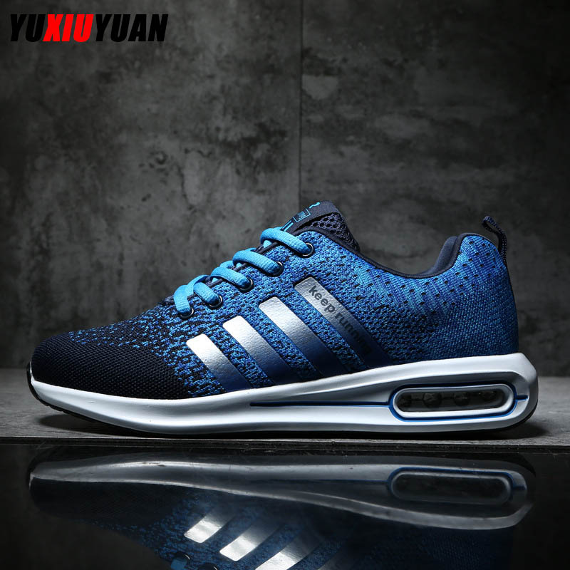 New Marathon Unisex Mesh (Air mesh)Ultralight Breathable Lace-Up Running Shoes Lifestyle Wear Resistant Sneakers