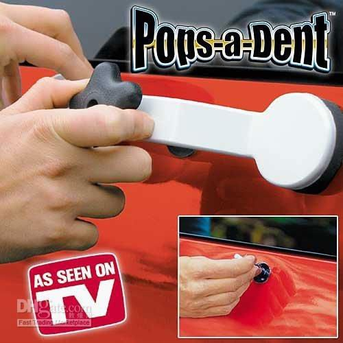 Pops a Dent & Ding Repair Removal Kit AS Seen On TV Simoniz Pops A Dent /Dent & Ding Repair Removal Tools