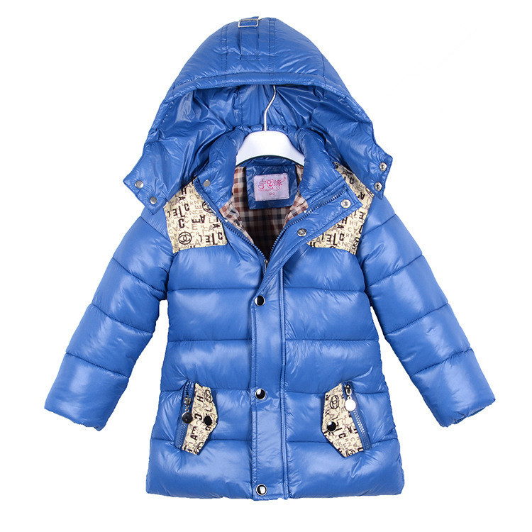 Online Shop Baby Girl Jackets Winter Cotton Padded Jackets Coats ...