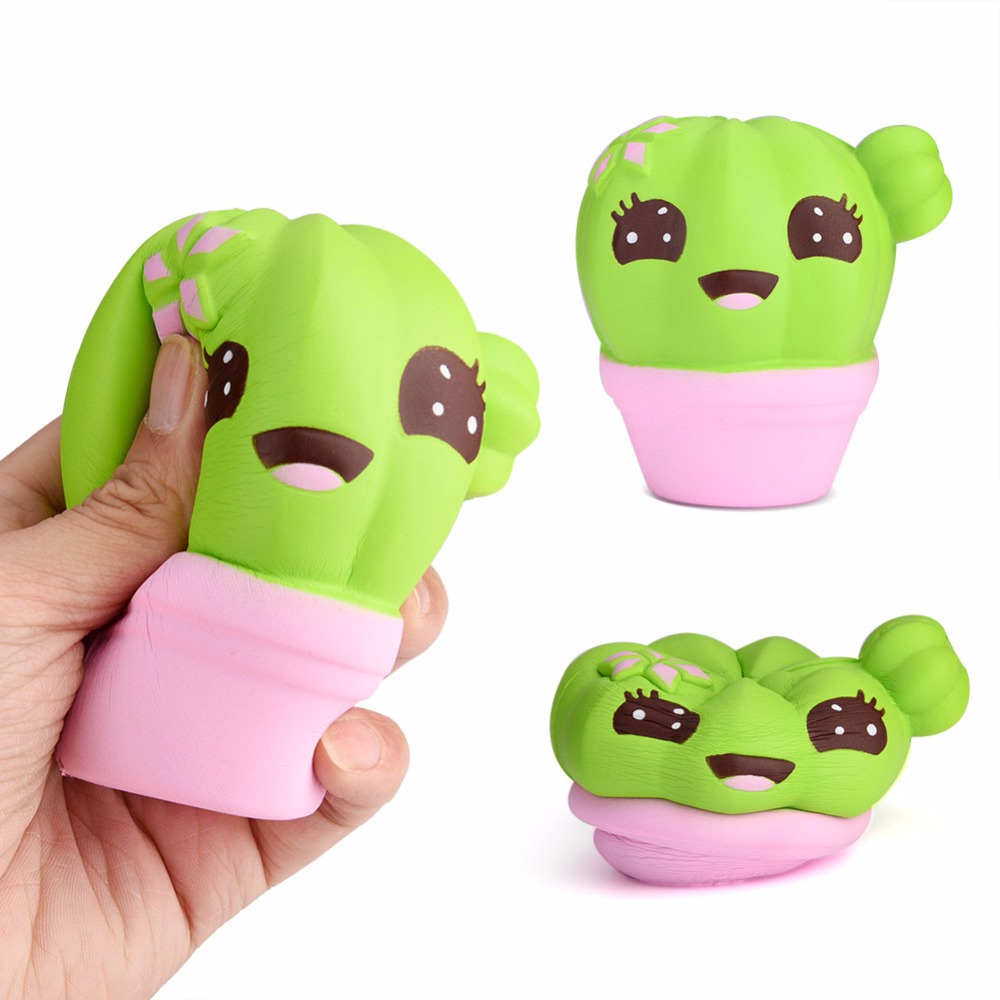 NEW stress relieve toy Cute Squishy Slow Rising Soft Kids ...