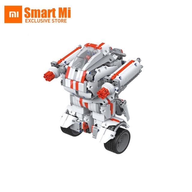 Xiaomi Mi Robot Building Block Robot Bluetooth Mobile Remote Control 978 Spare Parts Self-balance System Module Program