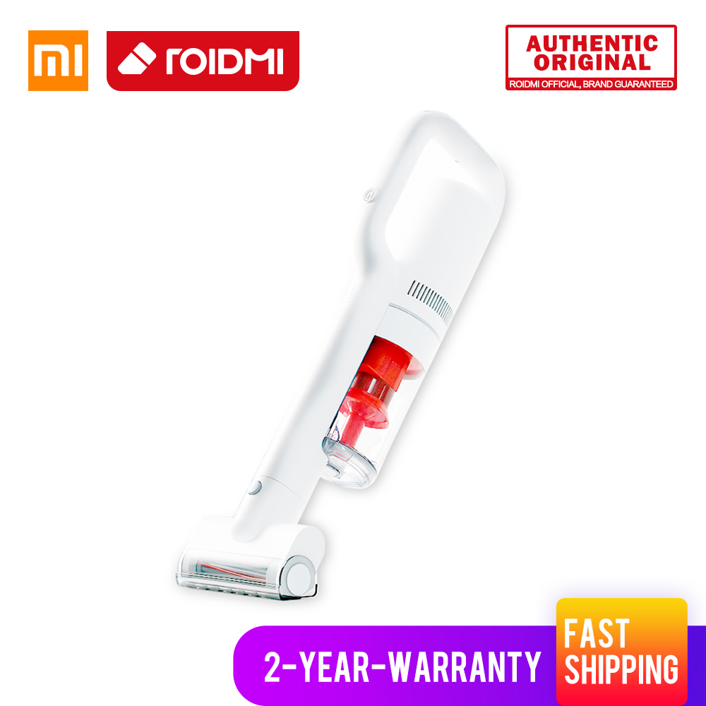 ORIGINAL XiaoMi ROIDMI m8 Portable Cordless Dust Mite Bed Mite Catcher 18000Pa Hand Vacuum Cleaner