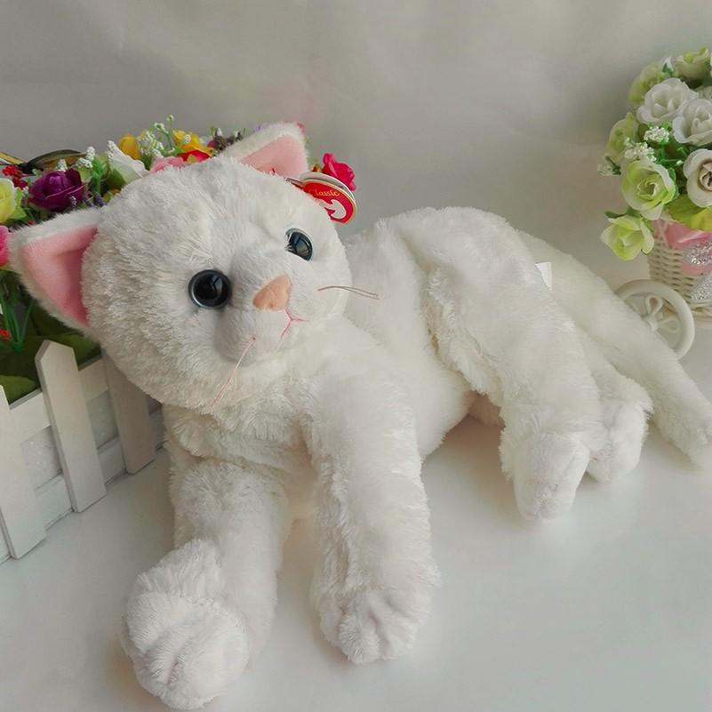 e0f5c29159d Ty Classic Cat 2016 30cm Original Plush Toy Stuffed Animal Doll ...