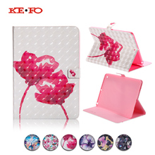 Funda For Apple New iPad 9.7 2017 2018 A1822 A1823 A1893 Case 3D Painted Leather Stand tablet Cover For ipad Pro 9.7 inch 2016
