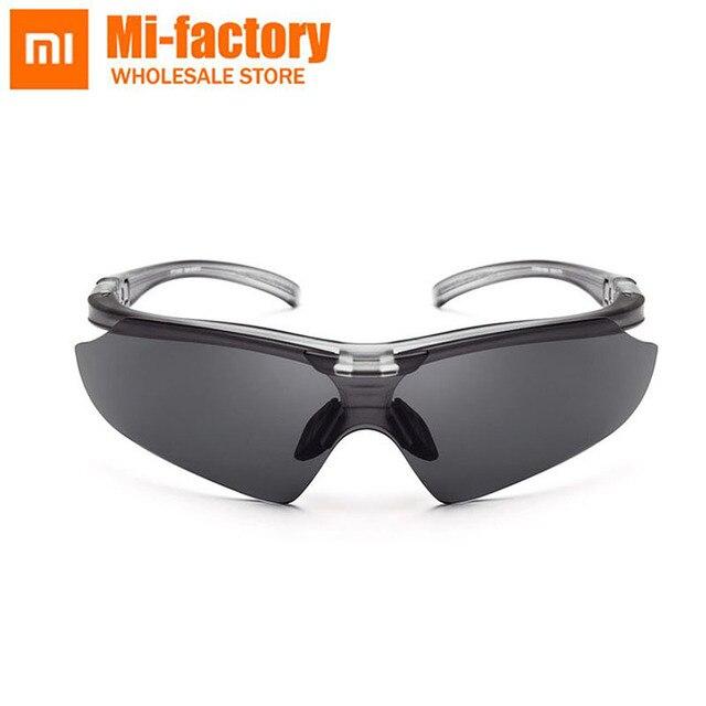 15a0d13d9 Xiaomi TS Driving Glasses Prevent Dizziness PC TR-90 Sun Mirror Lenses  Glass 28g UV400
