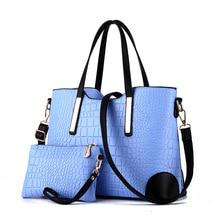 Real Top Stone Women's Elegant Shoulder Bag Classic Trend For Pu Leather Handbag Messenger And Get A Clutch Wallet