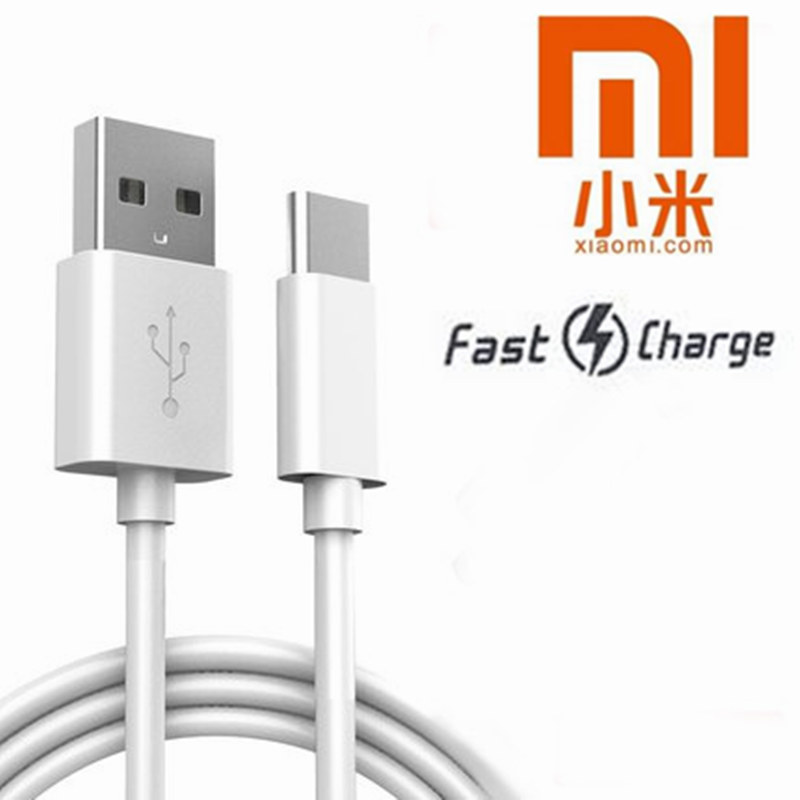 Dutiful Original Xiaomi Mi A2 Charger Cable For Mi 8 Se 6 6x 5s 5 A1 Mi8 Mi6 Mi5s Mix 2 2s 3 Max 2 3 White Usb Type C Quick Charge Cable Strong Packing Mobile Phone Chargers