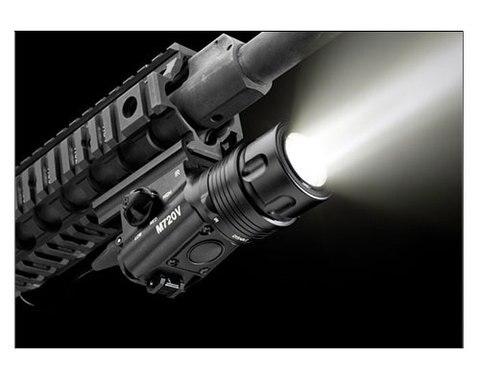 airsoft luz m720v versao strobe lanterna tatica luz arma tatica luz arma