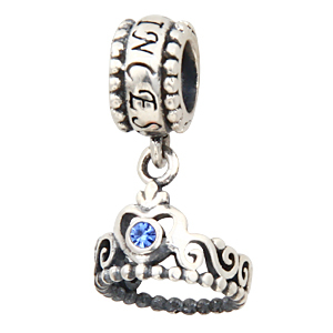 Symbol Of The Brand Spinner Her Majesty Spacer Charm Beads Fit Pandora Original Bracelet Necklace Authentic Jewelry Gift Beads