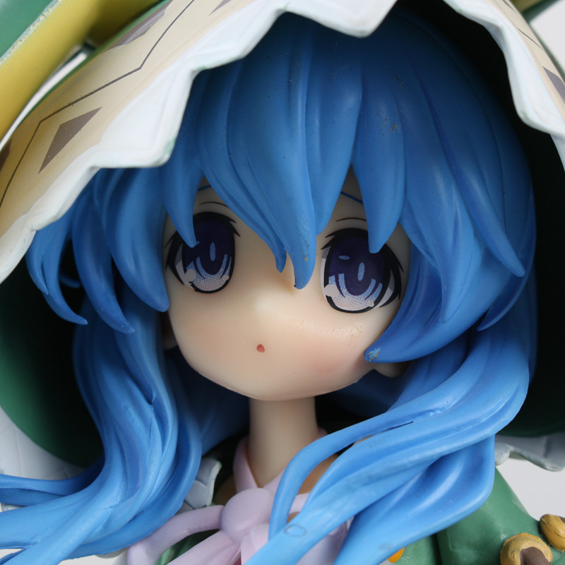ФОТО Action figure Date A Live Yoshino Hermit Model lovely cute doll PVC 10cm japanese figurine world anime