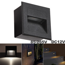 led wall lamp5W IP65 LED Stair Light Step Light