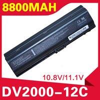 ApexWay Battery for HP Pavilion dv2000 dv2100 dv2200 dv2300 dv2400 dv2500 dv2600 dv2700 dv6900 dv6800 DV2800 D2900 DV6000