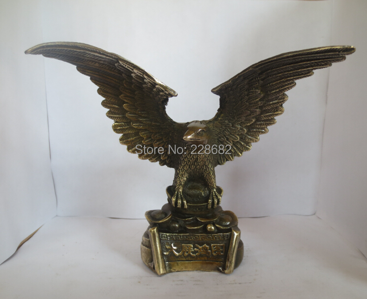 Compare prices on eagle sculpture online shopping buy low for Eagle decorations home