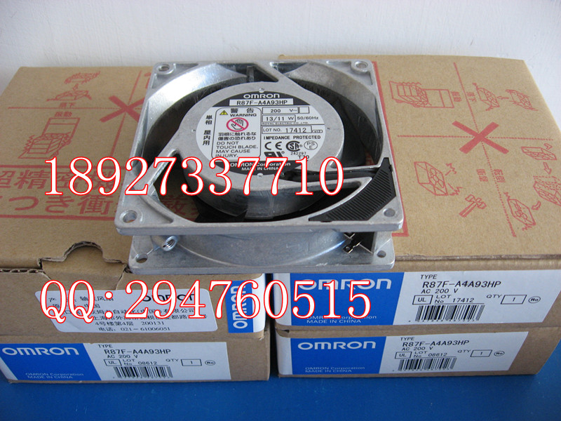 [ZOB] 100% new original - - factory direct fan R87F-A4A93HP --2PCS/LOT 2pcs lot 100% new original ra30h4452m
