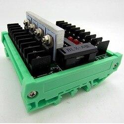 8 way PLC wzmacniacz  zawór elektromagnetyczny  zawór hydrauliczny  tranzystor mocy napędu tranzystor  PLC płyta ochronna.