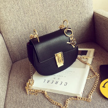 US $15.56 38% OFF|Fashion  female shote chain messenger bag cute  women's vintage small bags  girl mini  shoulder all match bag with chain-in Shoulder Bags from Luggage & Bags on Aliexpress.com | Alibaba Group