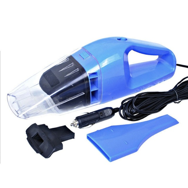 Car Vacuum Cleaner Handheld Wet Dry Dual-use Super Suction Static Brush Pipe Absorption Nozzle Dust Cleaner Catcher Collector