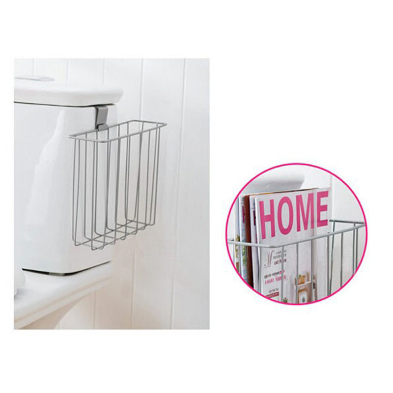 toilettes porte revues tagre salle de bains wc suspendu livres dtenteurs magazine livre de stockage dans magazine racks de meubles sur aliexpresscom
