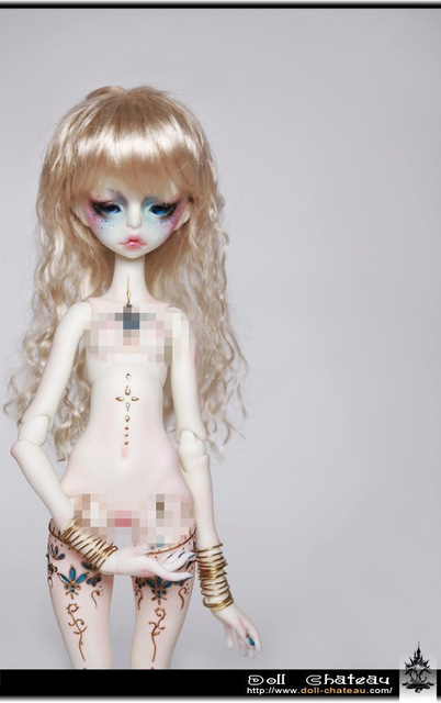 stenzhorn(stenzhorn) 1/6  BJD/SD nude doll Chateau zora,BJD doll girl Free eyes 1 6 27cm bjd nude doll wave bjd sd doll girl human body not include clothes wig shoes and other access