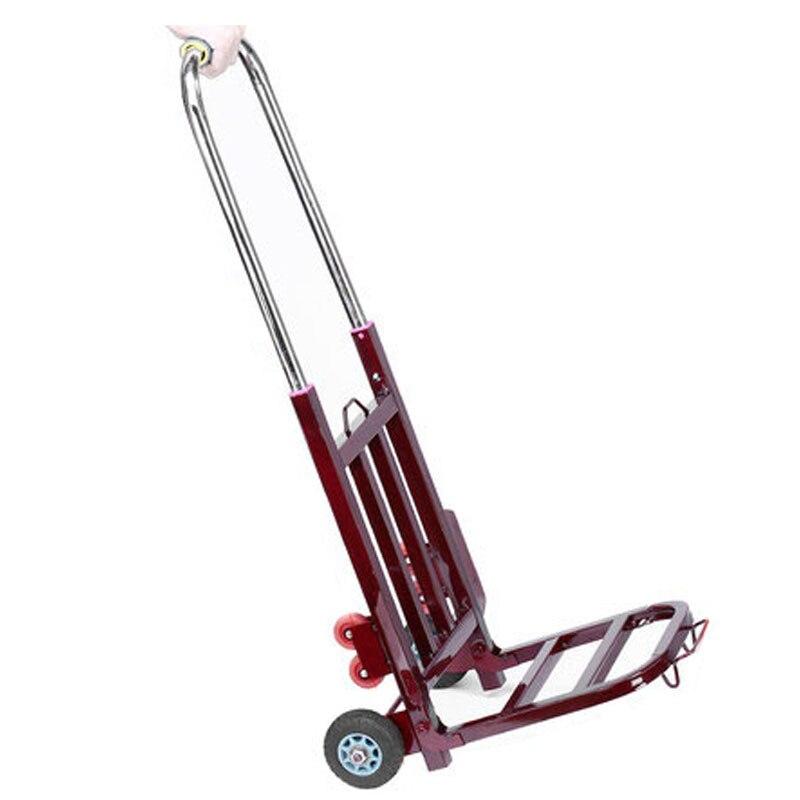 KCSZHXGS chariot auto accessoires en voiture pliant chariot chariot 1 pc