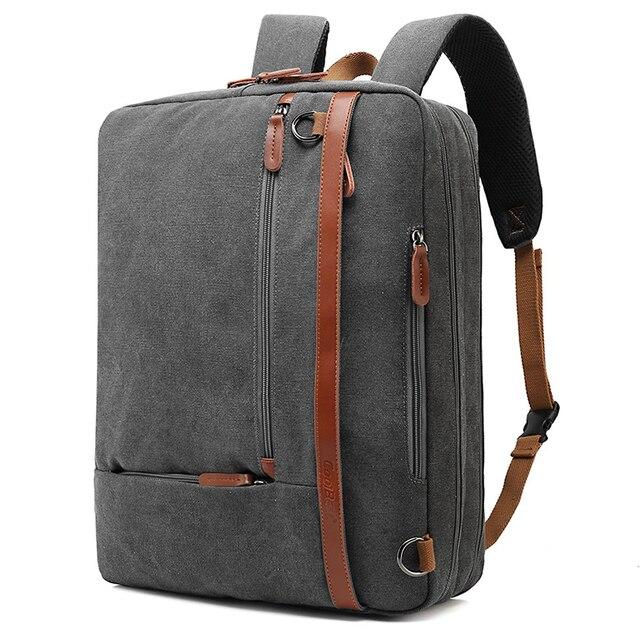Multifunctional Laptop Backpack 17.3 Inch Laptop Bag Large Capacity School Bag Mochila Travel Ruchsacks Notebook Computer Bag