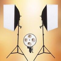 photo light kit photo box kit light box kit 4IN1 Photography light set lamp studio set product photography equipment Cd50