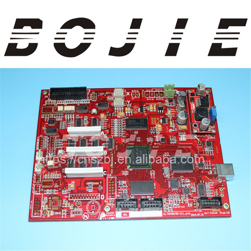 Wit Color 9000 font b Printer b font for Epson dx5 Main Board Ultra TR9KMB 11