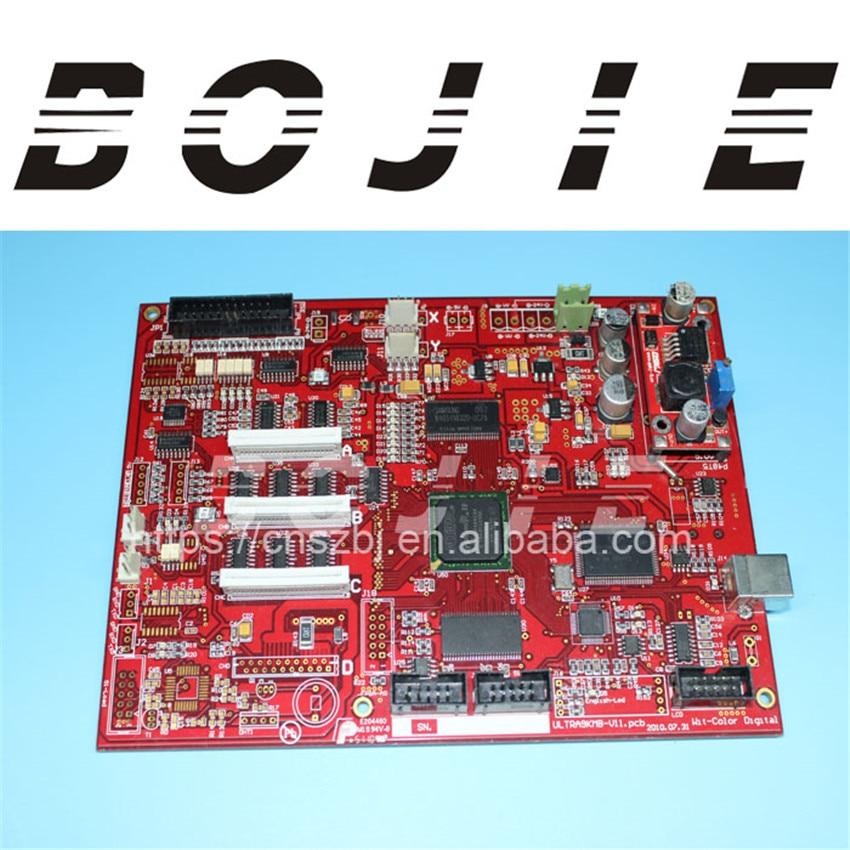 Wit-Couleur 9000 Imprimante pour Epson dx5 Carte Principale Ultra TR9KMB-11.PCB conseil