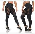 New Women Push-up Sporting Leggings Print Fashion Patchwork Elastic Skinny Fitness Leggings Sporting Clothing For Women