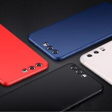 Роскошный мягкий чехол TPU для Huawei P8 P9 Lite 2017 p9 плюс полное покрытие силиконовый матовый тонкий чехол для Huawei p10 Lite Honor 8 6x 6a 5x