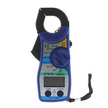 KT87N Digital Multimeter Amper Clamp Meter Current Clamp Pincers AC/DC Current Voltage Tester frequency counter Power Meter Test(China)