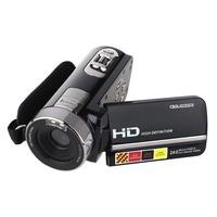 Newest HDV-301STR Video Cameras 1080P Full HD 24MP Mini   Camcorder   3.0
