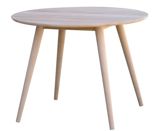 Superbe Four Bits Of Wood Dining Tables Imported Japanese White Oak Round Table IKEA  Dining Table Small Apartment In Dining Tables From Furniture On  Aliexpress.com ...